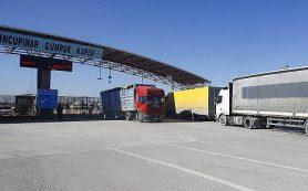 Турция ввела визы для дальнобойщиков из России