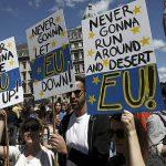 Правительство Британии отклонило петицию о повторном референдуме о Brexit