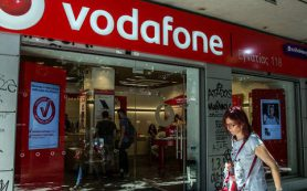 Vodafone может перенести штаб-квартиру за пределы Великобритании