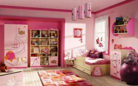 Детская спальня. Оформление интерьера
