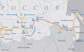 CNPC построит переход «Силы Сибири» под Амуром