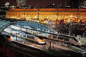 Как путешествовать на поездах по Европе?