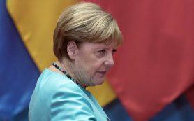 Меркель предложит ЕС ужесточить санкции против России