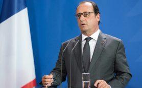 Во Франции подготовили проект резолюции об импичменте Олланду
