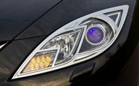 Применение светодиодного освещения в автомобиле