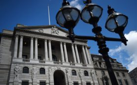Банк Англии сохранил базовую ставку на уровне 0,25%