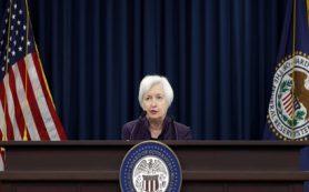 ФРС США повысила базовую процентную ставку до 0,5—0,75% годовых