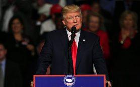 Трамп намерен подписать указы против беженцев с Ближнего Востока