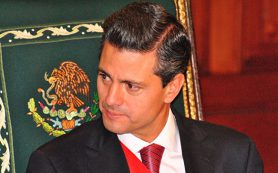 Президент Мексики отказался платить за стену Трампа