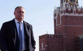 Своим выбором граждане Молдавии выступили за стратегическое партнерство с Россией, — Додон