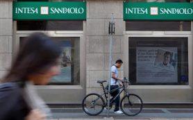 Итальянский Intesa Sanpaolo заинтересован в покупке крупного банка в России