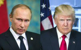 Владимир Путин и Дональд Трамп решили провести личную встречу летом