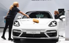 Германия проводит проверку автомобилей Porsche