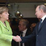 Путин на этой неделе обсудит Украину с Макроном и Меркель – Кремль