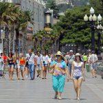 Названо самое популярное направление у туристов в РФ