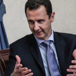 Асад принял российскую делегацию во главе с замминистра энергетики РФ Молодцовым