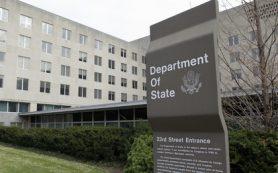 США объяснили задержку по вопросу новых санкций против РФ