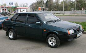 Обзор автомобиля ВАЗ-21099