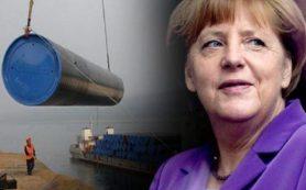 Эксперт дал комментарии по поводу слов Меркель по «Северному потоку — 2»