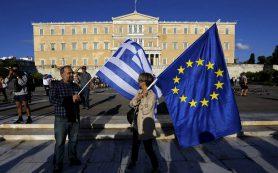 Греция может лишиться европейской финансовой помощи