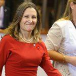 Глава МИД Канады позитивно оценила переговоры с США о торговом договоре