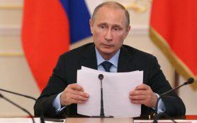 Президент утвердил налоговый режим для самозанятых