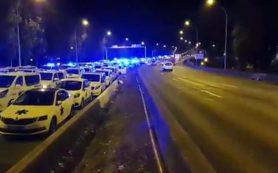 В Париже бастуют сотрудники скорой помощи