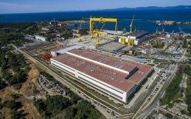 Судоверфь «Звезда» в 2020 году начнет строительство самого мощного ледокола в мире