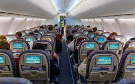 Названы самые часто забываемые вещи в самолете