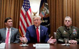 Трамп рассказал о разработке новых вооружений