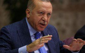 Эрдоган отреагировал на выдвижение армии Сирии в зону турецкой операции
