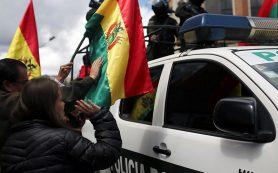 Полиция Боливии опровергла выдачу ордера на задержание Моралеса