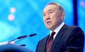 Назарбаев заявил о готовности Зеленского встретиться с Путиным в Казахстане