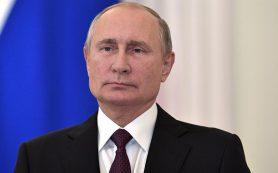 Путин прибыл в Киргизию на заседание глав государств ОДКБ