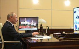 Путин пообещал малому бизнесу деньги на выплаты зарплат