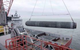 Сенаторы США предложили усилить санкции против «Северного потока — 2»