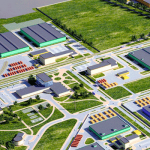 Индустриально-промышленные парки