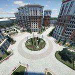 В историческом центре Ярославля закончено строительство современного жилого комплекса