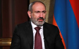 Пашинян заявил, что главу Генштаба Армении уволили