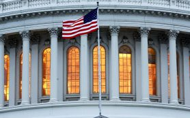 Сенат США принял пакет стимулирующих экономику мер объемом 1,9 трлн долларов