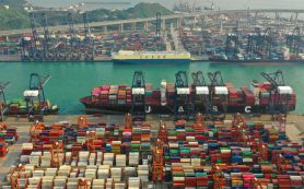 Контейнерооборот порта Янпу в провинции Хайнань в I квартале вырос на 72,6%