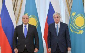 Токаев отметил динамичный рост взаимоотношений между Россией и Казахстаном
