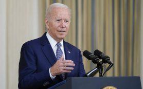 Байден заявил, что до признания США власти талибов в Афганистане еще очень далеко