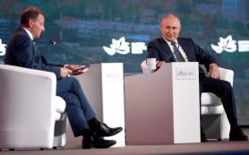 Путин заявил об освобождении бизнеса на Курилах от налогов на 10 лет