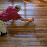 Лучше средство для обработки деревянного пола