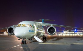 Украинские военные блокируют киевский аэропорт