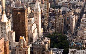 Генконсульство России в Нью-Йорке измазали краской в ходе «антироссийской акции»
