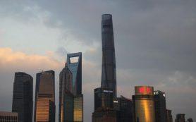 В Китае открылся самый высотный пятизвездочный отель в мире